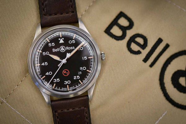 Bell & Ross BR V1-92 Military Edition