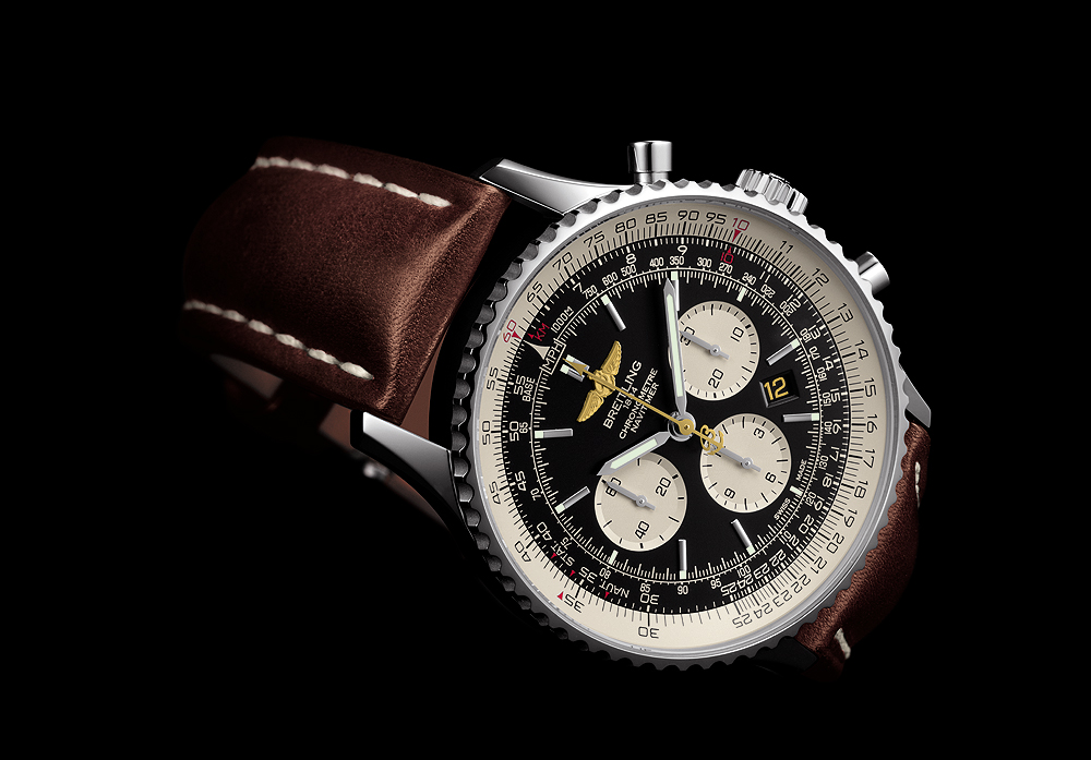 Breitling Navitimer DC-3 Limited Edition- reclining