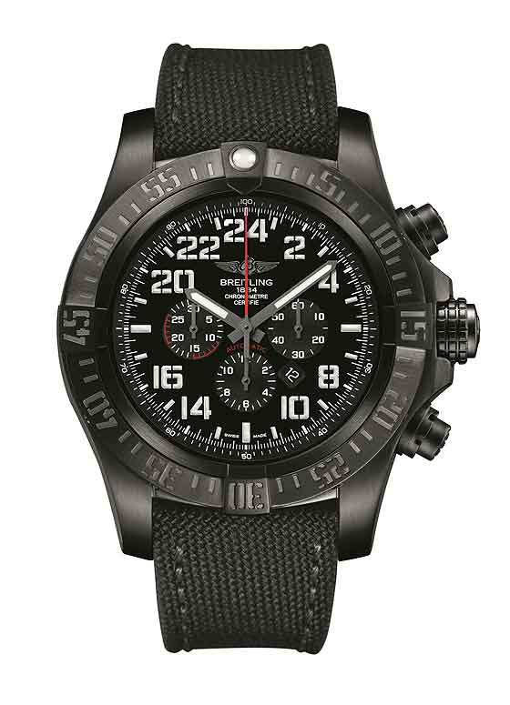 Breitling Super Avenger Military Limited Series watch