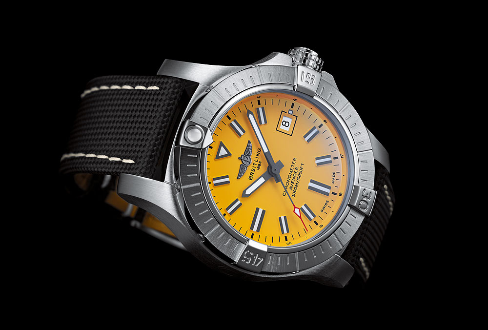 Breitling Aenger Automatic 45 Sea Wolf