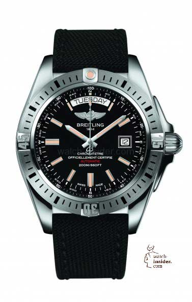 Breitling Galactic 44 - front