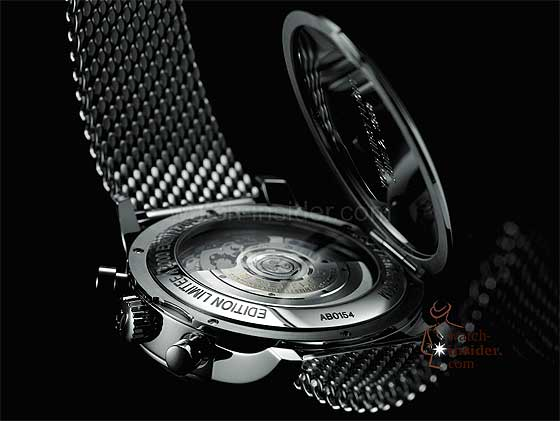 Breitling Transocean Chronograph Edition - back