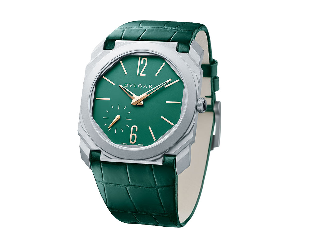 Bulgari Octo Green