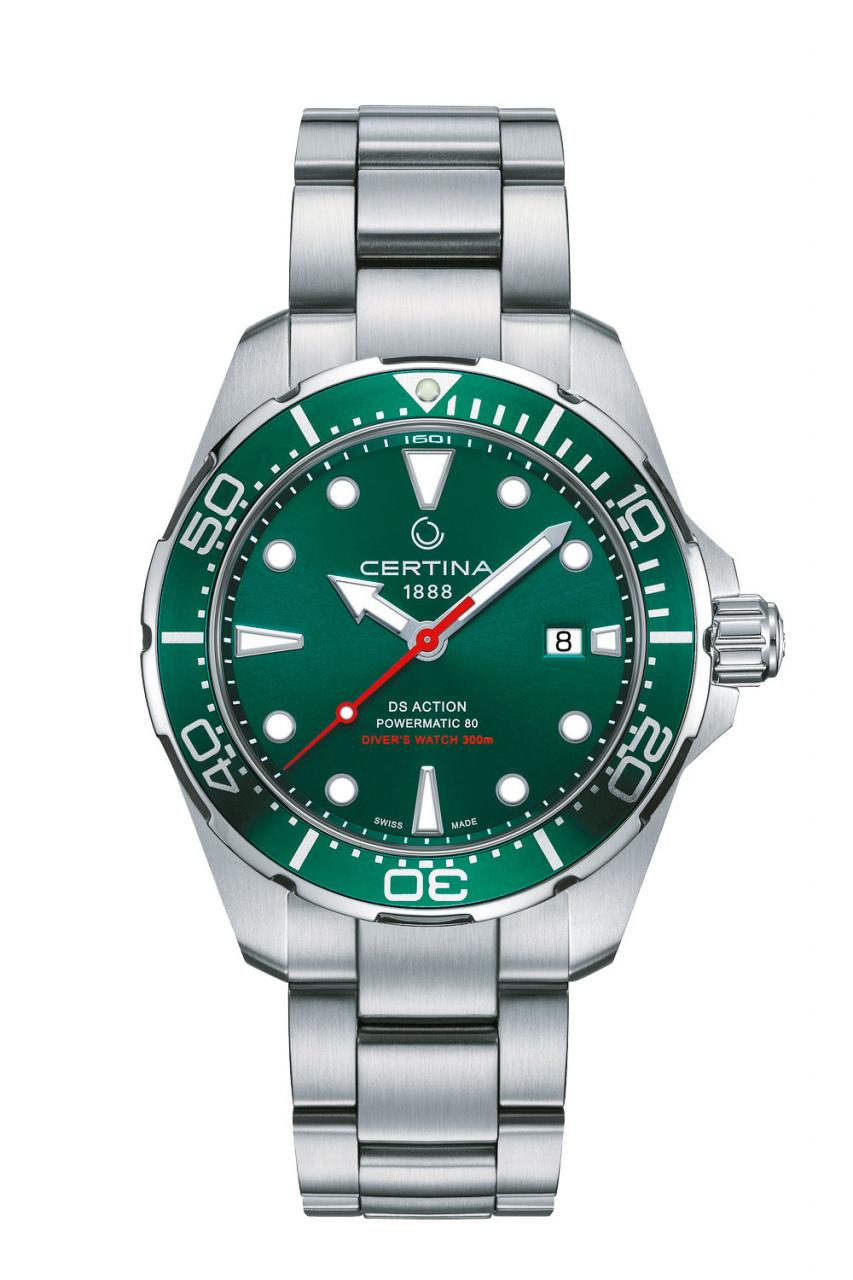Certina DS Action Diver Powermatic