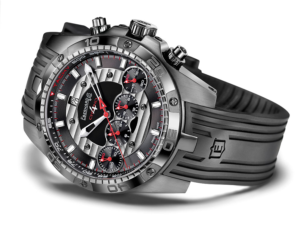 Eberhard Chrono 4 Full Injection Geant