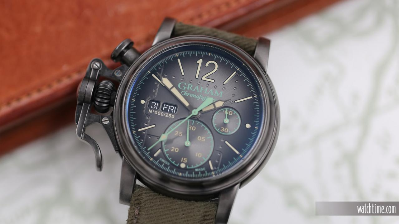 Graham Chronofighter Vintage Aircraft Ltd. Limited Edition