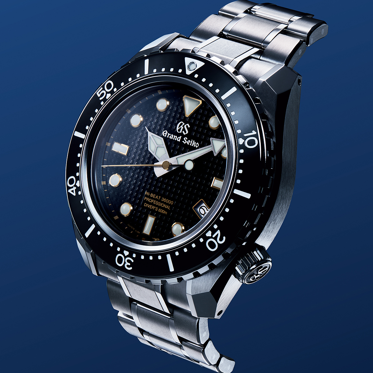Grand Seiko Hi-Beat 36000 Divers LE