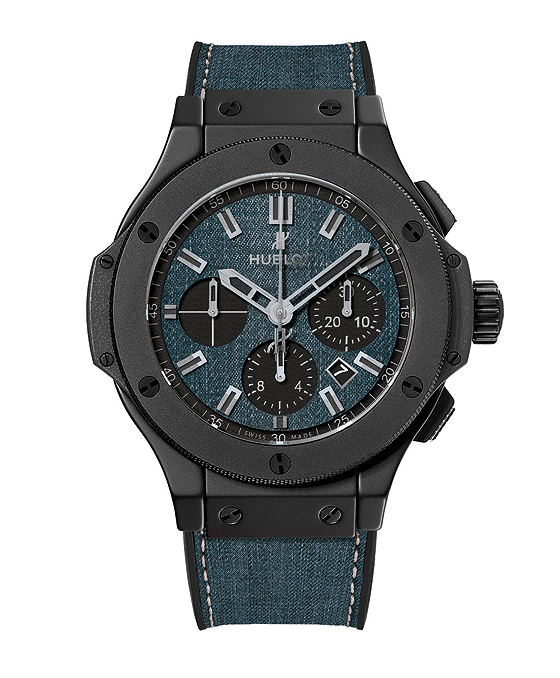 Hublot Big Bang Jeans Ceramic