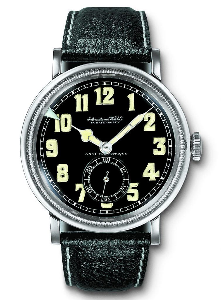 IWC Schaffhausen: First Pilot's Watch, 1936