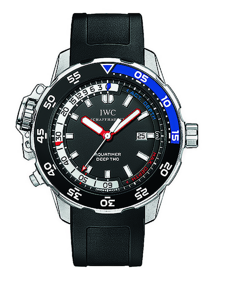 IWC Aquatimer Deep Two, 2014