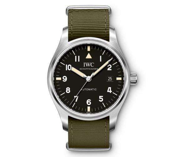 IWC Pilots Watch Tribute