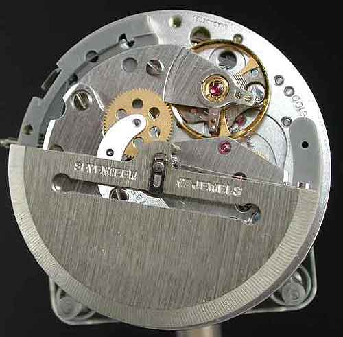 Lemania 5100 movement