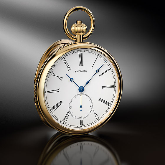 Longines Lepine 180th Anniversary pocketwatch