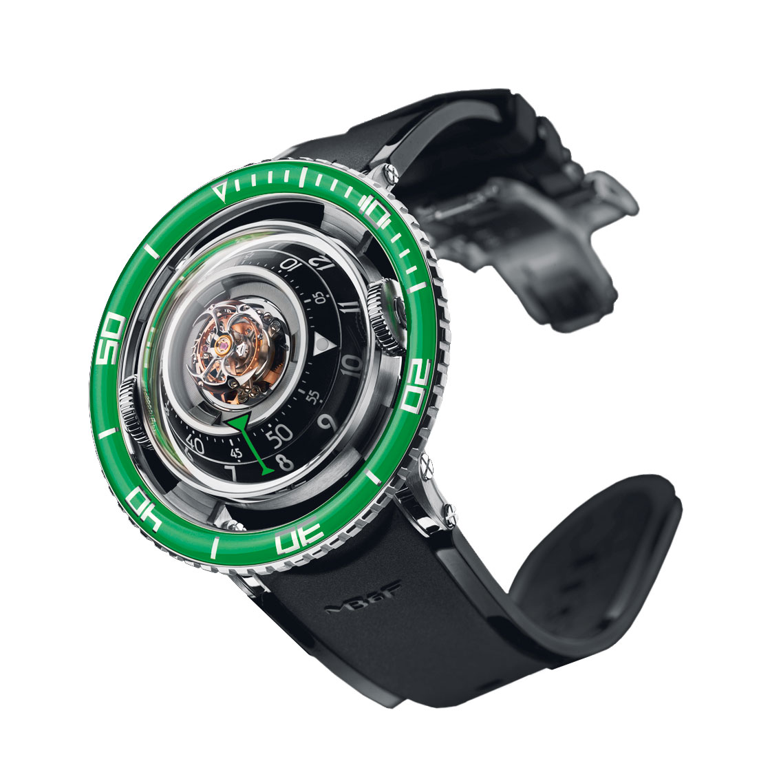 MB&F HM7 Aquapod - Green