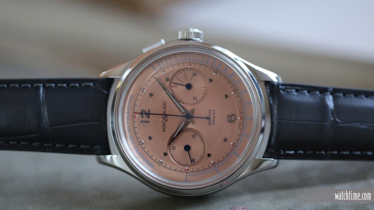 Montblanc Heritage Pulsograph Limited Edition