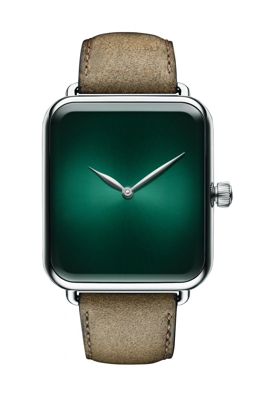 Moser Swiss Alp Watch Cosmic Green