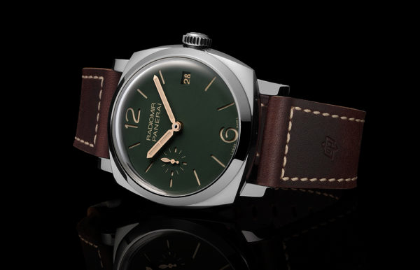 Panerai Radiomir 1940 3 Days Acciaio - 47 mm - reclining