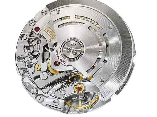 Rolex 4130 movement