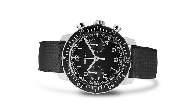 Siduna M4330 Chronograph - side