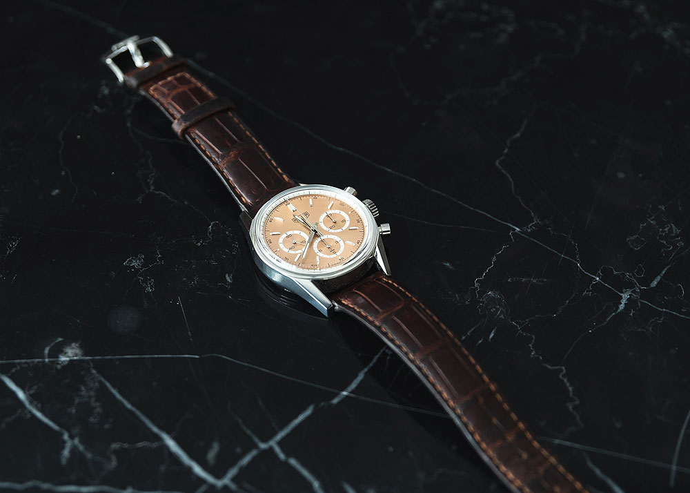 TAG Heuer Champagne Dial