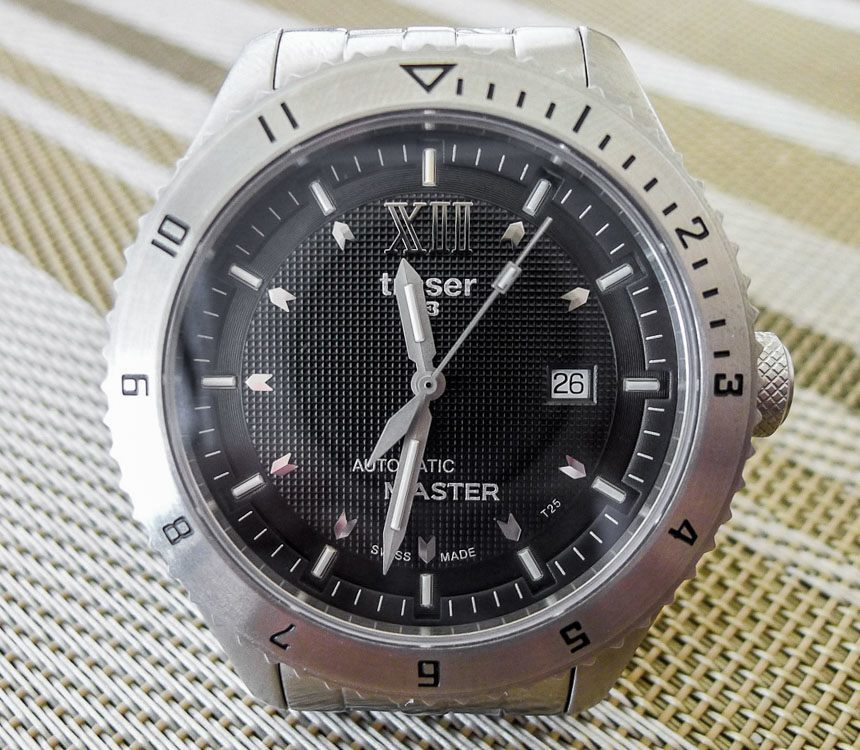 WATCH WINNER REVIEW: Traser Classic Automatic Master Replica Watch Giveaways