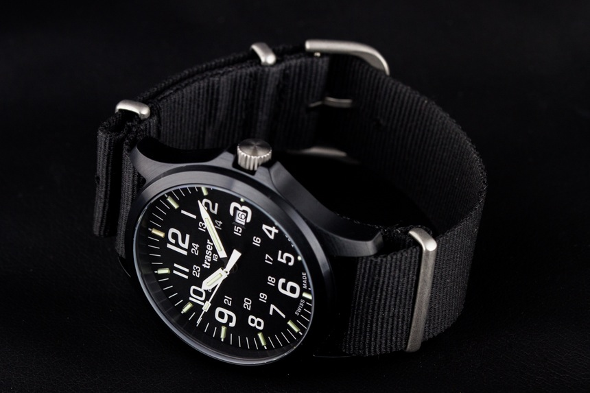 Traser H3 Officer Pro Replica Watch Review Wrist Time Reviews