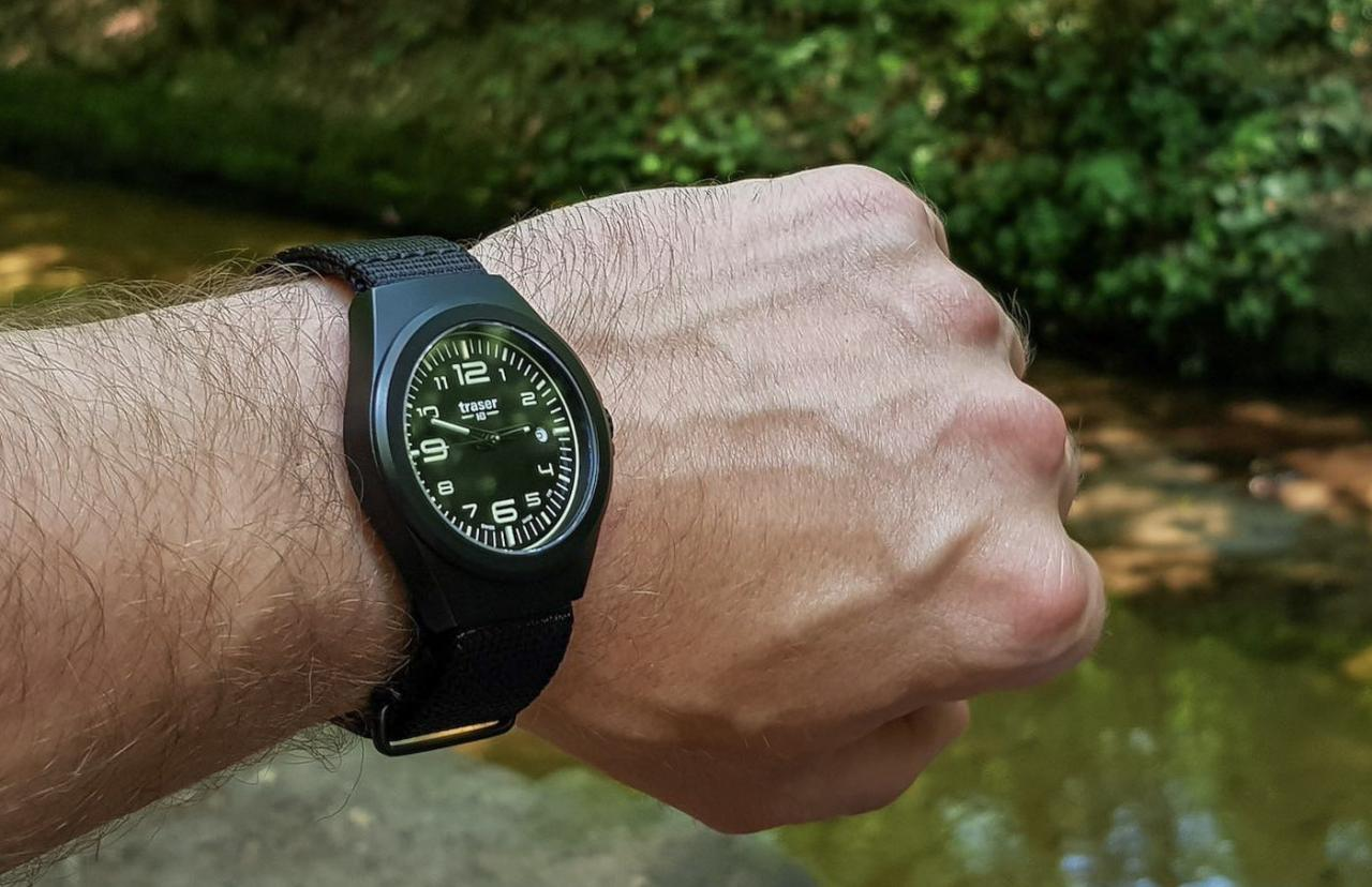Traser P59 And P96 Replica Watches Reviewed Wrist Time Reviews