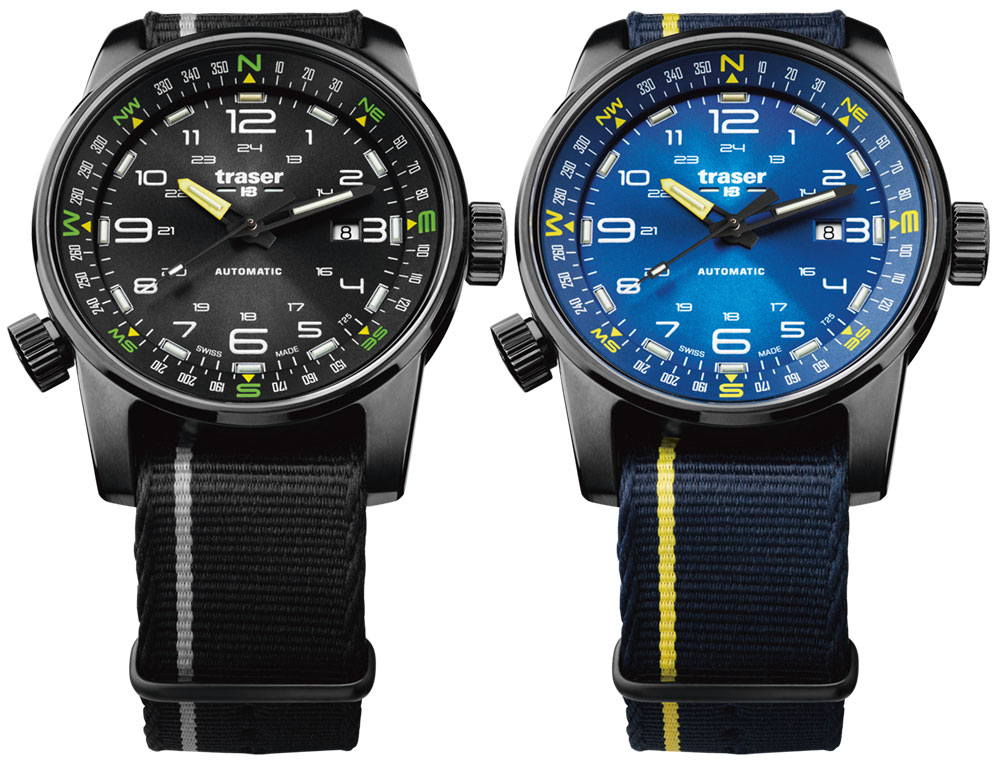 Traser P68 Pathfinder Automatic Replica Watch Replica Watch Releases