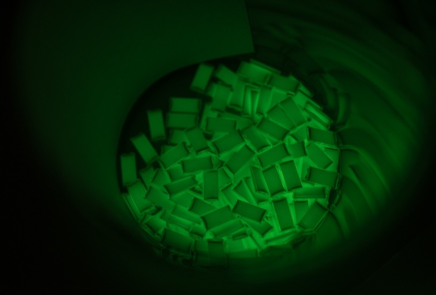 A Unique Look Into How Glow-In-The-Dark Tritium Gas Tubes Are Made At MB-Microtec Inside the Manufacture