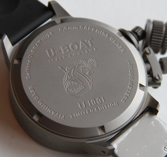 U-Boat U 1001 Limited Edition Replica Watch Review Wrist Time Reviews