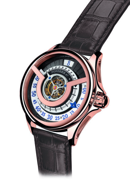 Fonderie 47 Inversion Principle