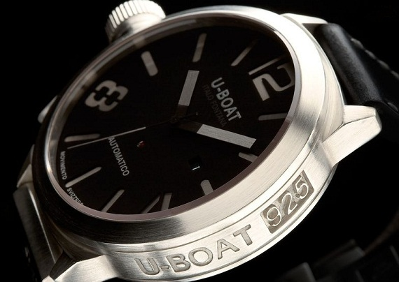 New U-Boat Classico 925 Series Limited Edition Silver Replica Watches Replica Watch Releases