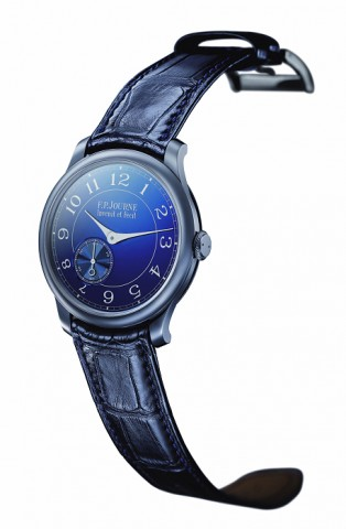 F.P. Journe: Chronometre Bleu
