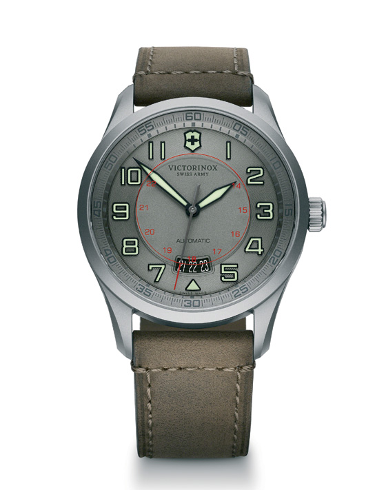 Victorinox Swiss Army AirBoss Automatic Titanium Limited Edition
